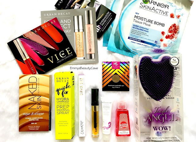 Beauty Bundle UK Giveaway