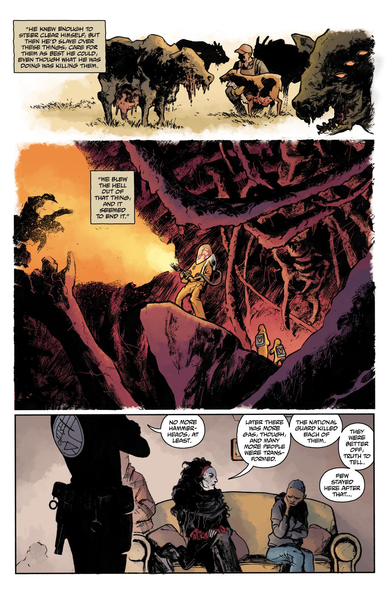 Read online Abe Sapien comic -  Issue #17 - 8