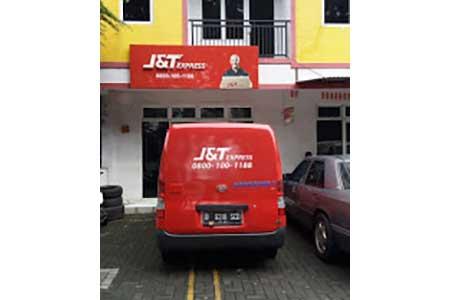 Alamat & Nomor Telepon Kantor J&T Jakarta Selatan