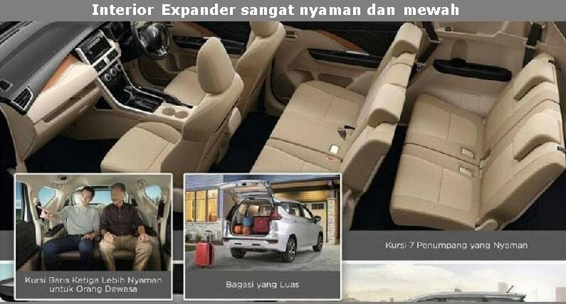 Harga Kredit Mitsubishi Xpander  2019 Promo Paket DP