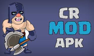 Download Clash Royale Mod Apk Terbaru 2019