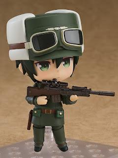 """Nendoroid Kino y Hermes de """"Kino no Tabi"""" - Good Smile Company"""