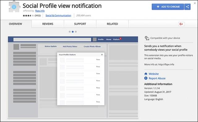 Mencari Tahu Orang Yang Sering Mengintip Profile Facebook Kita