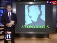 Reportaje sobre Anonymous televisión KTTV