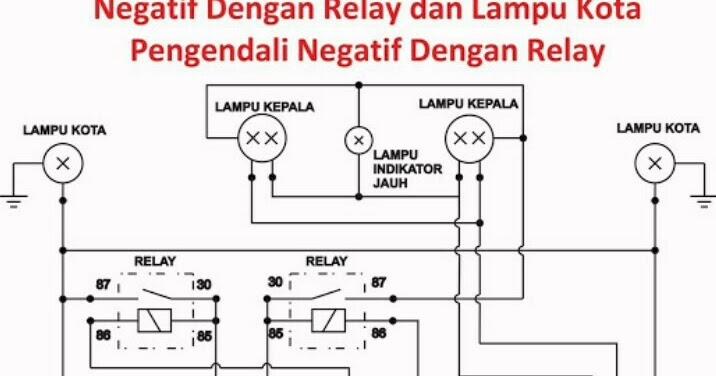 Diagram Wiring Diagram Lampu Kepala Dan Lampu Kota Full Version Hd Quality Lampu Kota Diagrammingdonald Antonellabevilacqua It