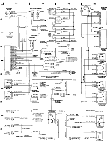 1988 Toyota Corolla Electrical Wiring Diagram | coll circuit