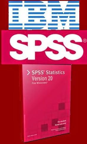 SPSS istatistik programı Full Program