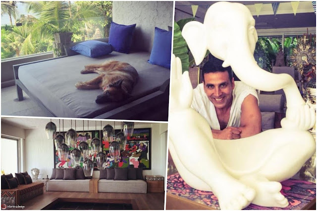 House Of The Indian Actor Akshay Kumar