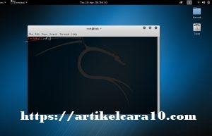 cara hack hp android menggunakan kali linux