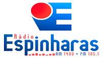 Rádio Espinharas FM - Patos/PB
