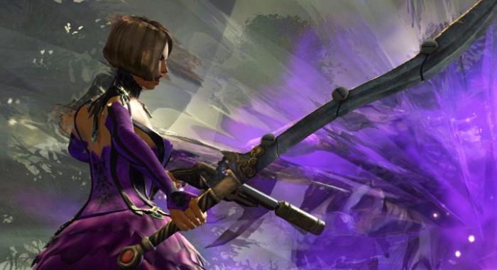 Guild Wars 2 Data: Guild Wars 2 - Lockdown Mesmer, the