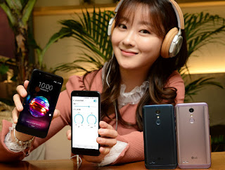 LG X4+ has been launched in Korea