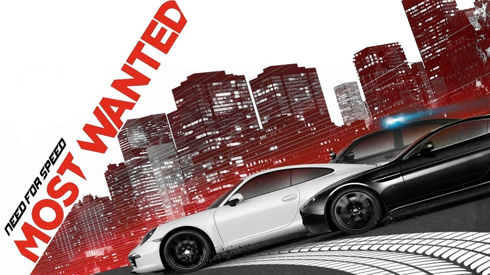 Need for Speed Most Wanted Android Download Poster