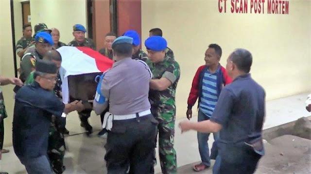 TNI-Polri Segera Berikan Keterangan Terkait Penembakan Letkol Dono