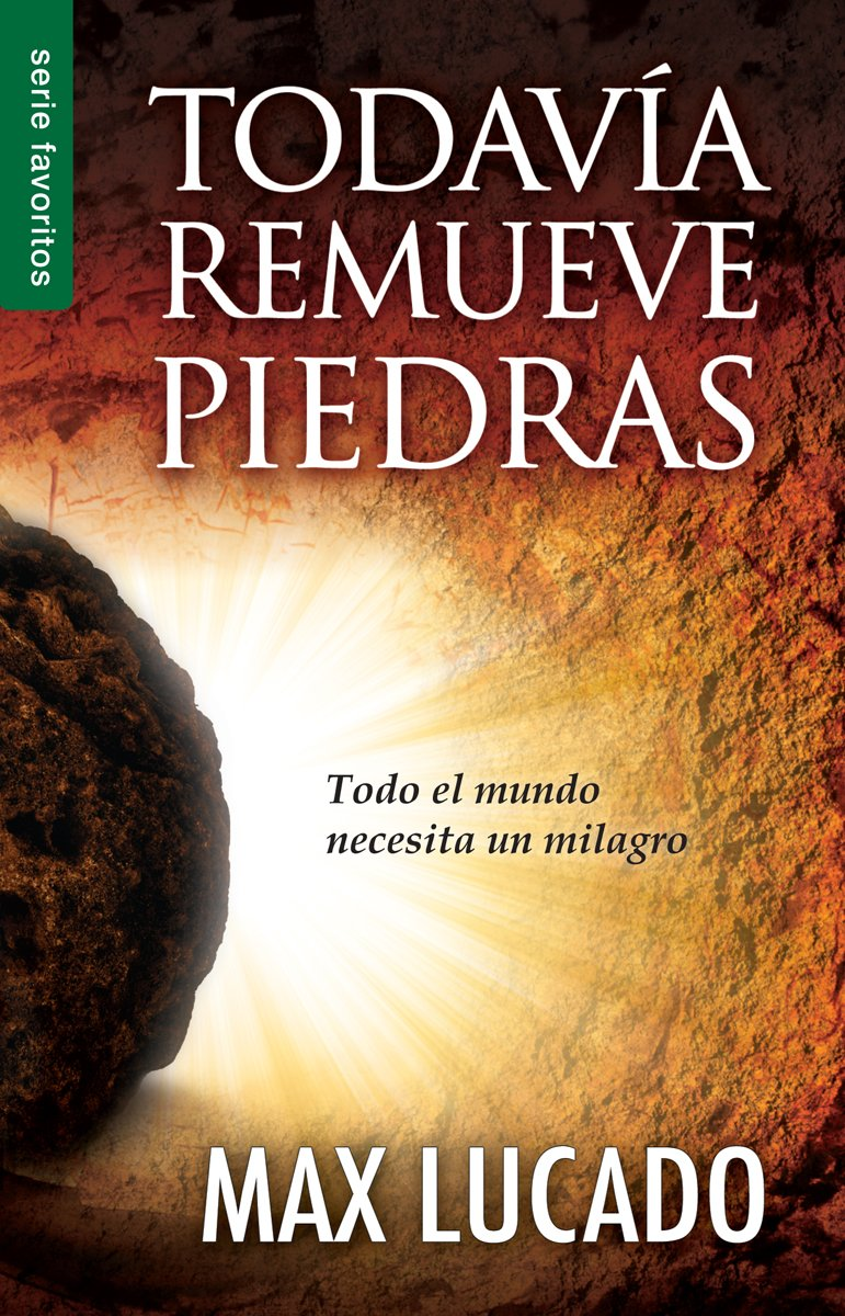 Max Lucado - Todavía Remueve Piedras - Libros Cristianos ...  @tataya.com.mx