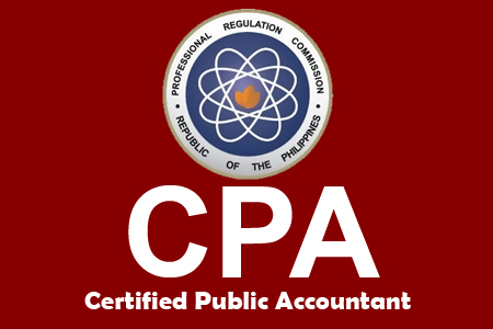 Certified Public Accountants Top 10 Board Exam Passers October 2014