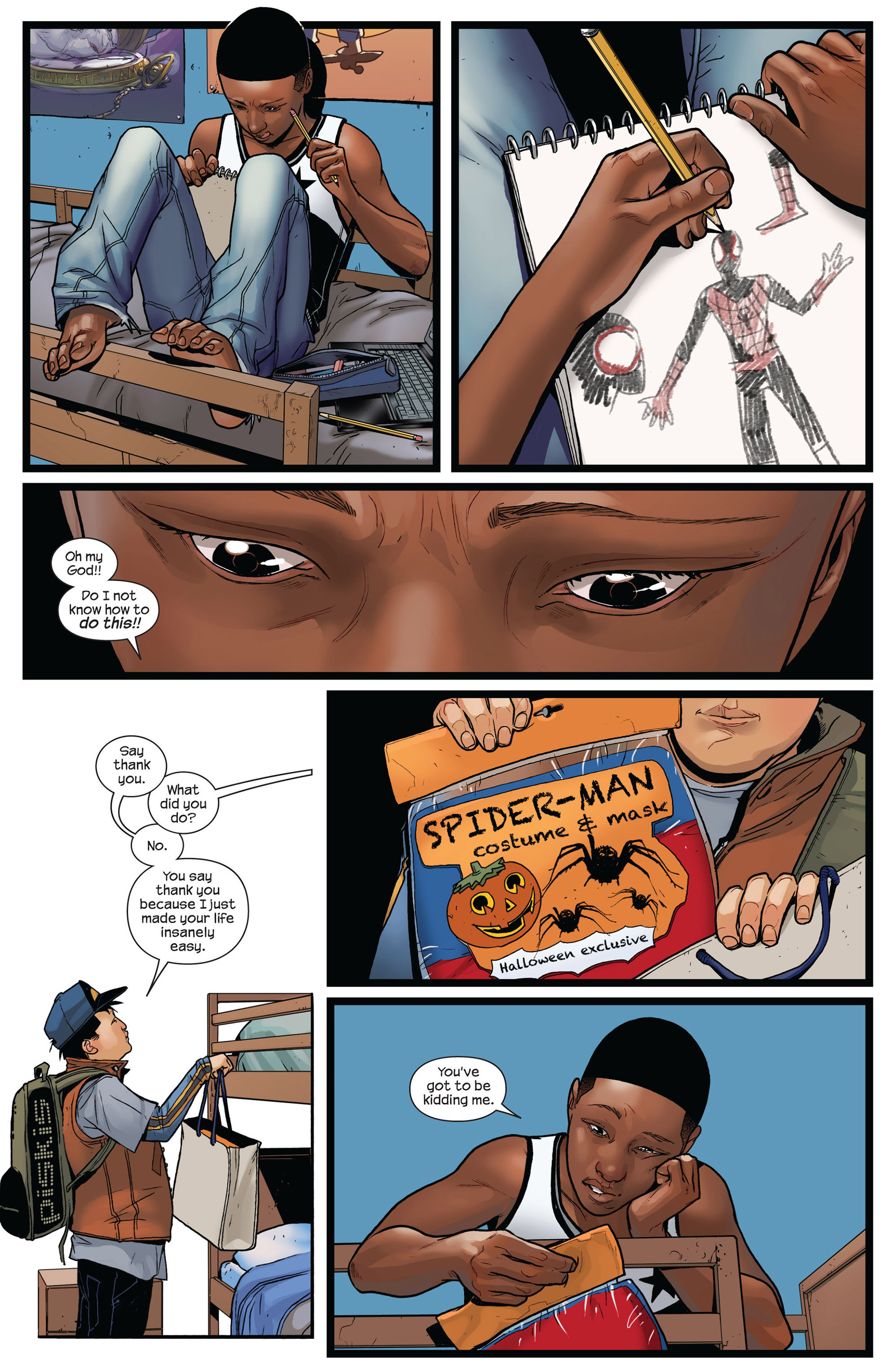 Read online Ultimate Comics Spider-Man (2011) comic -  Issue #4 - 15