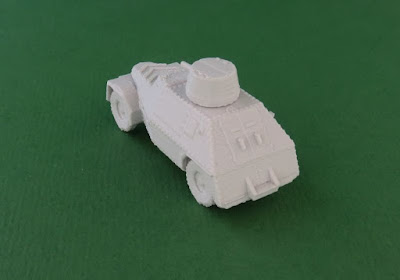 Marmon Herrington Armoured Car picture 13