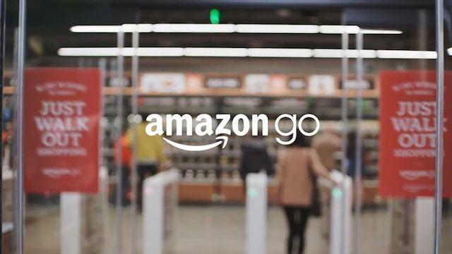 Amazon Go - امازون جو