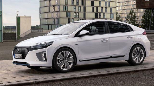 Hyundai Ioniq Teknik Özellikleri ve Fiyatı 2017-2018