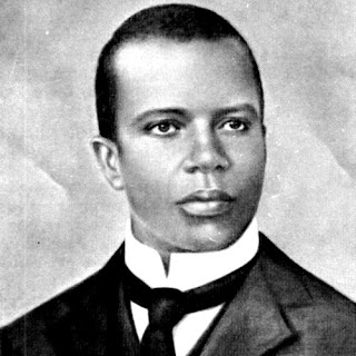 Πορτραίτο του Σκοτ Τζόπλιν / Scott Joplin portrait