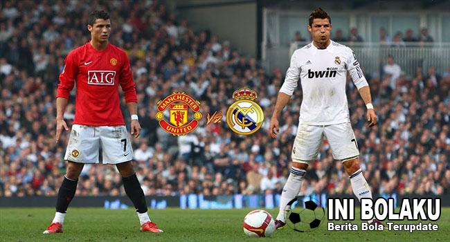 Manchester United Tawar Ronaldo Rp 6,5 Triliun