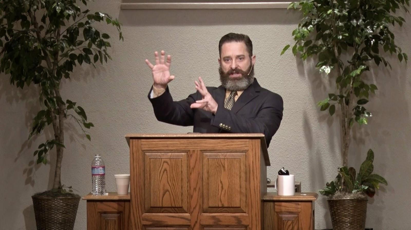 Reformed baptist dissertation series