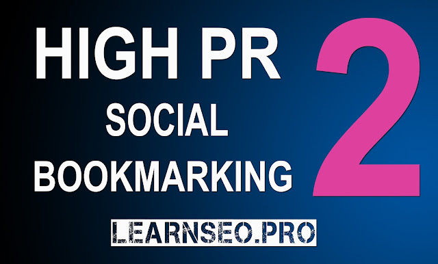HIGHPR 2 Social Bookmarking Sites