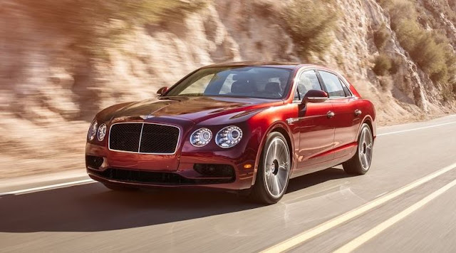 2017 Bentley Flying Spur Review