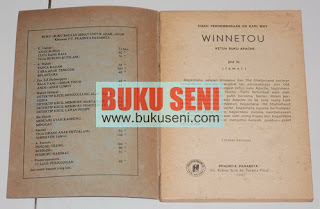 Winnetou Ketua Suku Apache 3 Karl May