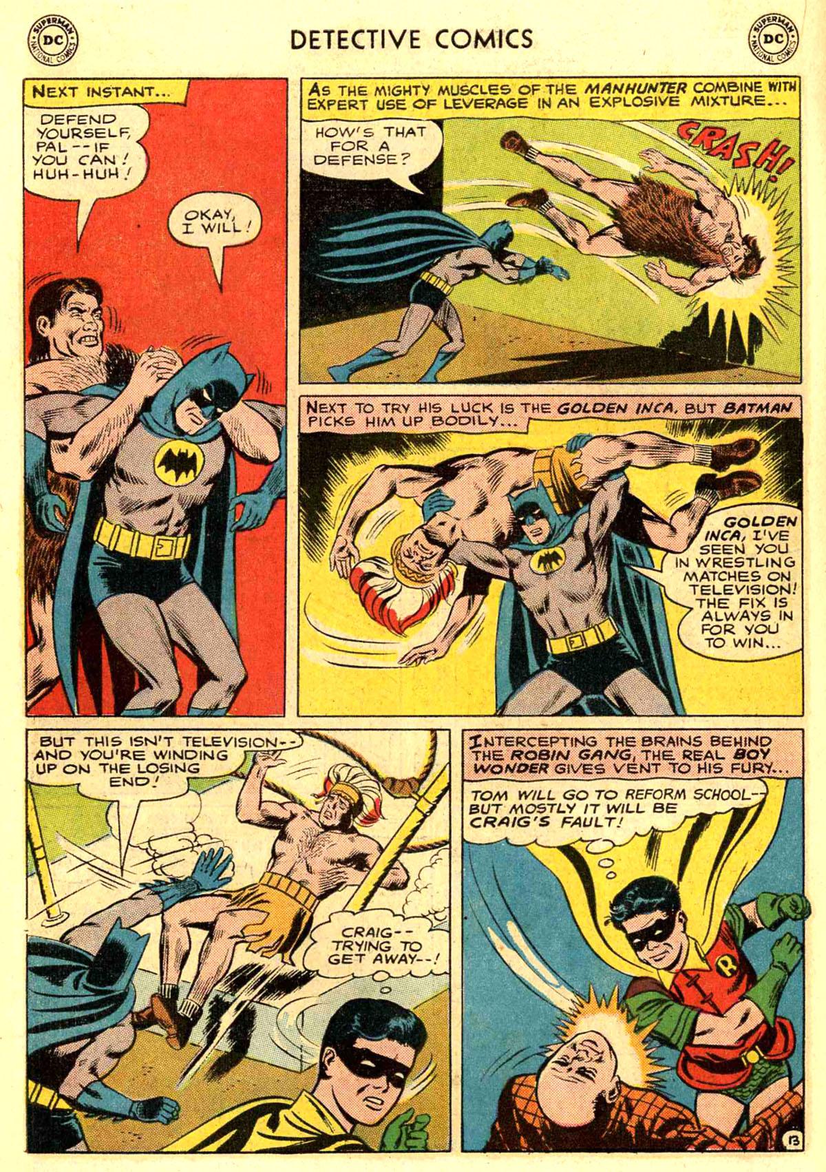 Detective Comics (1937) 342 Page 17