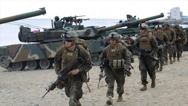 """""""Ataque de EEUU contra Corea del Norte libraría guerra con China"""""""