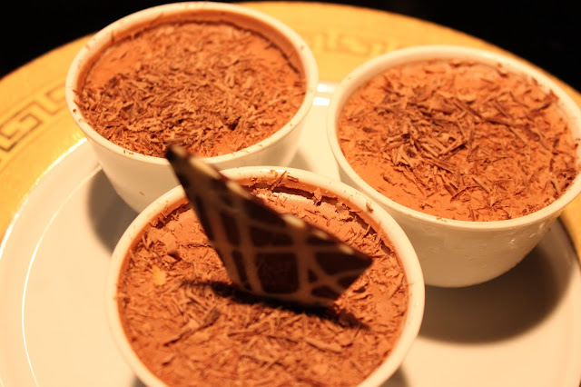 Chocolate Mousse-