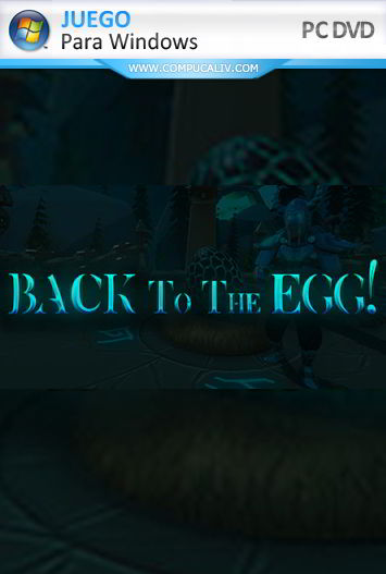 BACK TO THE EGG PC Full