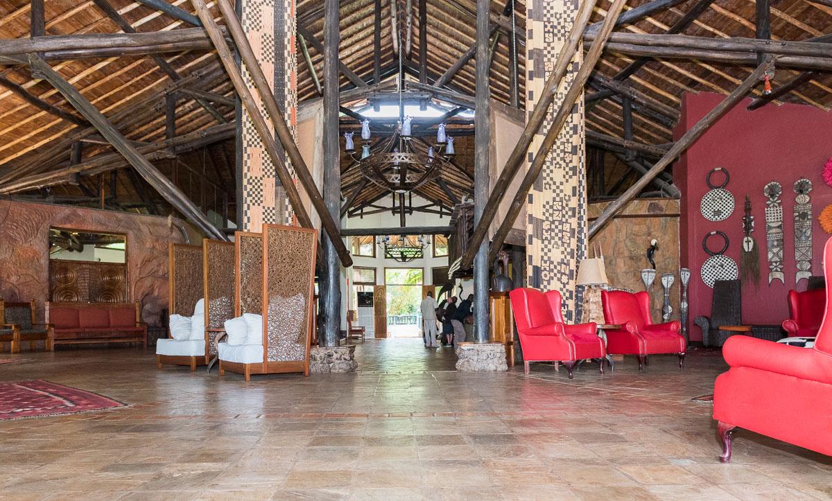 Ol Tukai Lodge Kenia