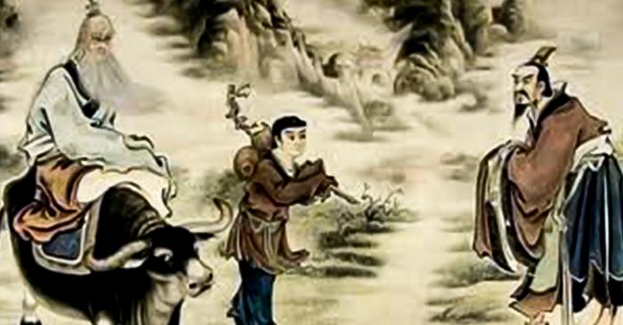 """May mắn đắc được """"Đạo đức kinh"""" của Lão Tử, Doãn Hỷ thành tiên như thế nào?"""