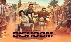 Dishoom 2016 Hindi Movie Watch Online
