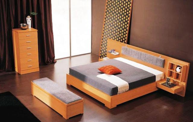 Contoh Konsep Interior Kamar Tidur Minimalis