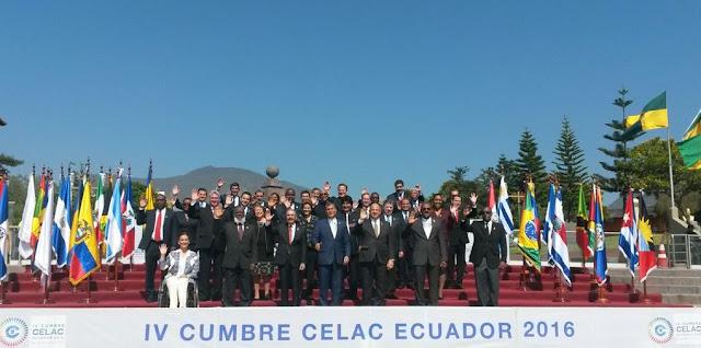 Cumbre CELAC 2016