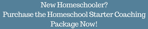 Homeschool coaching services