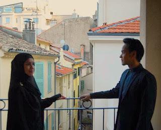 Drama Adaptasi Novel Biniku Ninja, Novelis, Azlan Andi, Astro Oasis, Sabatini, Pelakon, Jihan Muse, Ungku Hariz, Mark Adam, Zain Hamid, Rumahtangga, Suami, Isteri, perantauan, luar negara,