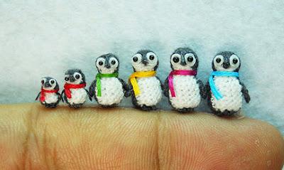 mu ecos en miniatura a crochet lodijoella
