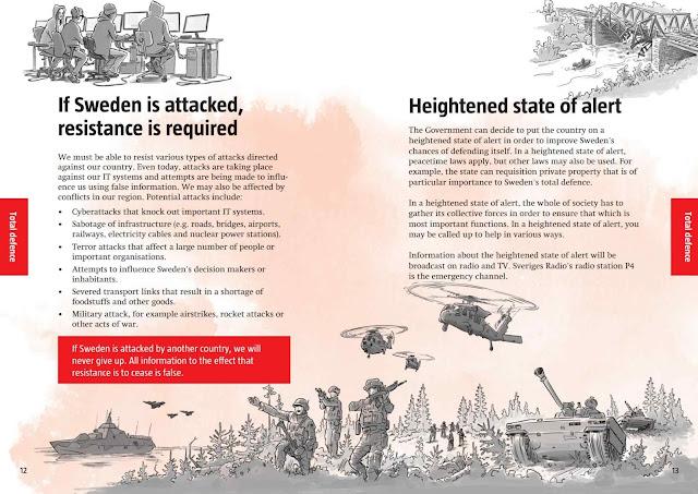 Páginas de 'Se vem a crise ou a guerra'