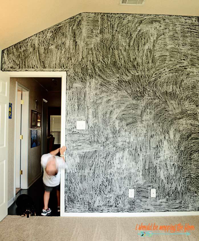 Primed Chalkboard