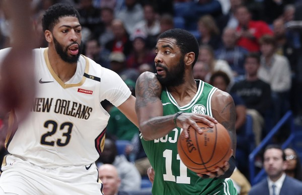 ... (and anything else not nailed down) into any deal with the New Orleans  Pelicans for star big man Anthony Davis 377ee467c