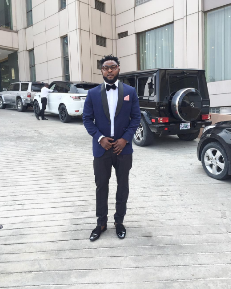 Raheem Lawal Flaunts His House And Car, Apologizes For Doing So