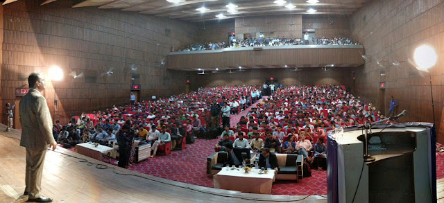 Seminar cum Webinar organized by Chanakya IAS Academy for CS aspirants