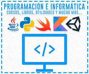 los mejores cursos, libros, recursos para programación e informática
