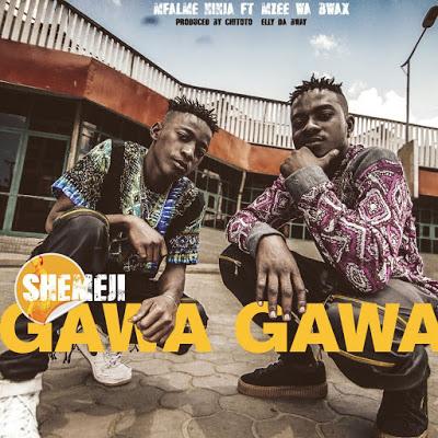 Download Mp3 : Mfalme Ninja Ft. Mzee Wa Bwax - Shemeji Gawa Gawa [New Audio Song]
