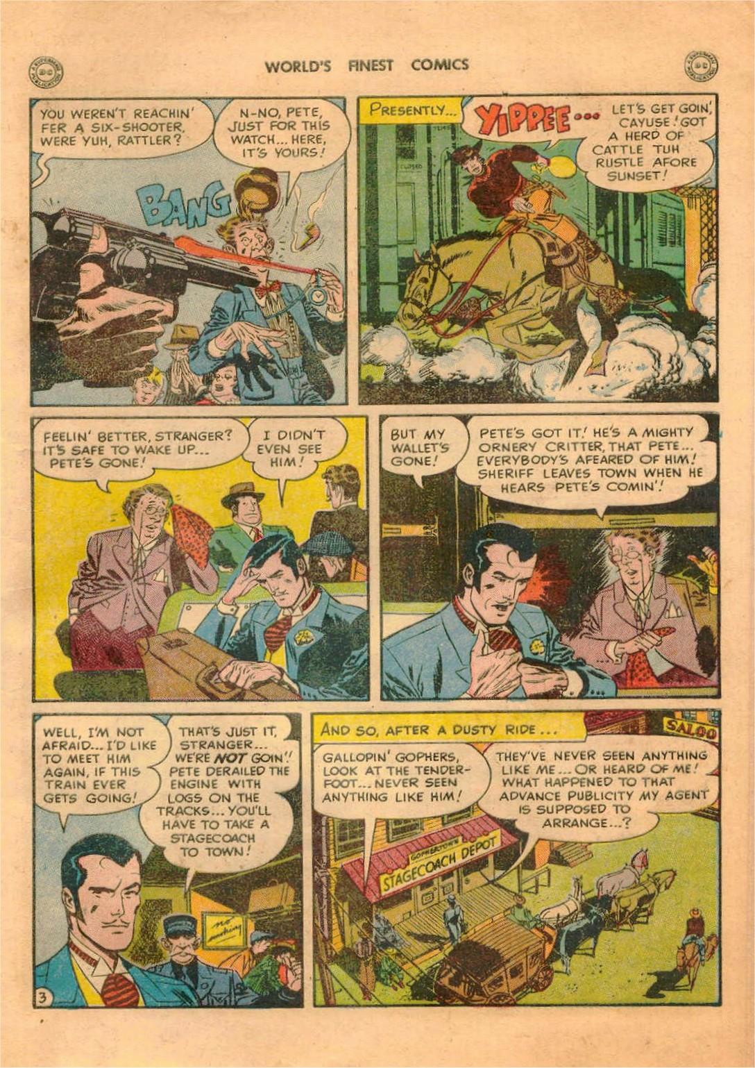 Read online World's Finest Comics comic -  Issue #42 - 55